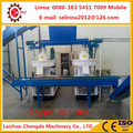 2016 hot sale 1 t/h-10 t/h sawdust wood pellet production line