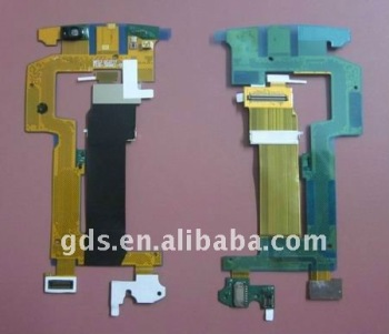 Flex For Blackberry 9810 Slider Flex Ribbon Cable