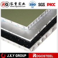 aluminum honeycomb board used for interior wall paneling