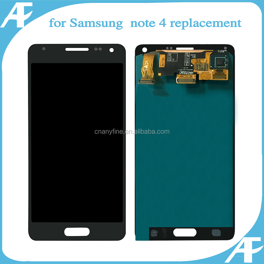 2017 Brand New Quality Replacement Assembly For Samsung Galaxy Note4 N9100