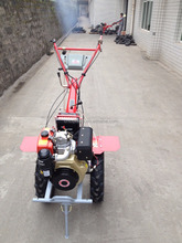 Good quality easy to operate 13hp kubota power tiller/walking behind tractor