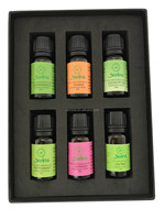 100% Natural Plant Extract Pure Essential Oil Gift Set massage oil gift set for wholesale