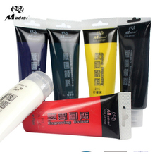 75ml water-based colorful professional engraving painting