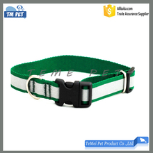 China pet accessories manufacturer waterproof reflective dog collar