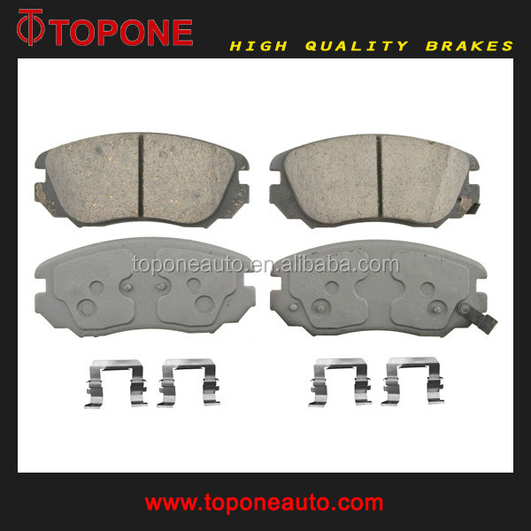 Automotive Brake Pad For BUICK Allure For BUICK LaCrosse For CHEVROLET Impala D1421 Spare Auto Parts
