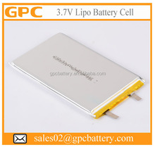 3.7V 5000mAh Customized Li-Polymer Portable Power Battery OEM Ultra Slim Battery Pack with BIS