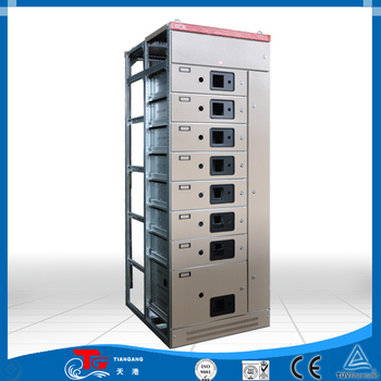 GCK series Low voltage electrical steel cabinet