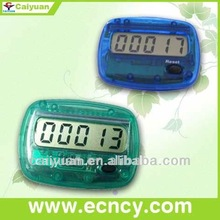 digital cheap free step counter pedometer for kids