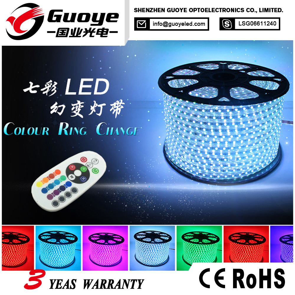 Super good quality led strip light 100m with <strong>RGB</strong> color 5050 60leds/m