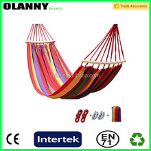 made in china parachute Swing durable cotton hammock