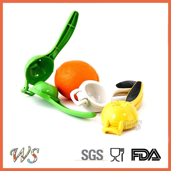 WS-PL05 Colorful Hand Juicer Lemon Squeezer