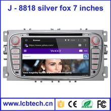 Android 4.4.4 In-car entertainment Car audio stereo system/in car radio/dvd/gps navigation With High quality