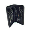 Wholesale High Quality Leather Bag Hairdressing Scissors Case Holster for Barber