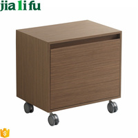 Competitive price plywood security storage lockers with wheels