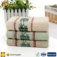 hot sell 100% bamboo face towel with cheap price