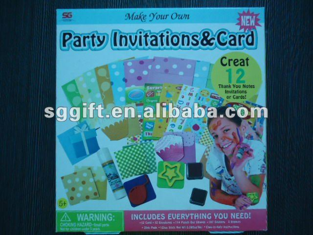 Party Invitations & Cards