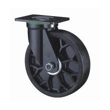 5 6 8 10 12 Inch PA PU Wheel Swivel Top Plate Super Duty Industrial Casters