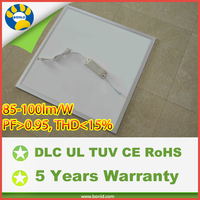 Shenzhen UL DLC Quality 600X600 36w 45W isolated drive LED panel lighting