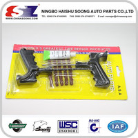 High Tool Steel Material motorcycle tyre repair kit