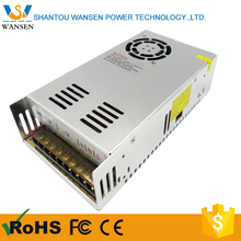 Accept custom 5v 70a 350w led display power supply S-350-5