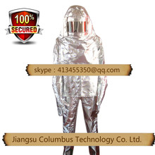 Hot sale factory direct price cotton fire protective clothing for fireman Wholesale