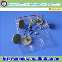 auto plastic stamping clips&auto clips and plastic fastener was China customized