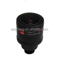 The most popular 3Megapixel varifocal auto iris 2.8-12mm cctv lens