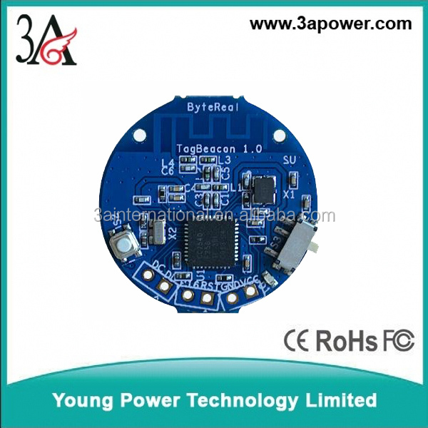 new Low power consumption bluetooth 4.0 TI cc2540 BLE ibeacons base station positioning Wireless Networking Equipment