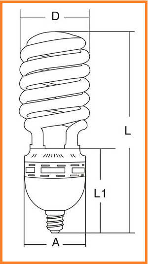 factory price 8000h 85w cfl lamp china wholesale energy saver bulbs