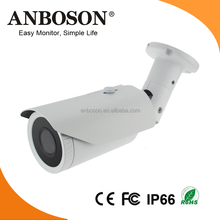 Bullet Style Portable waterproof H.264 960P HD Wireless IP camera