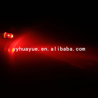 Authentic Modern Specially designed 5mm deep red led