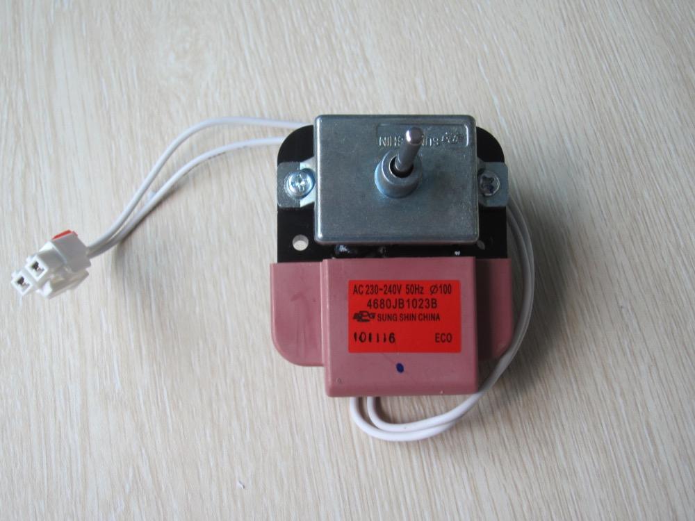 Lg original shaded pole fan induction motor 4680jb1023b for Shaded pole induction motor