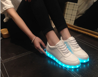 New Led light up dance shoes for adults