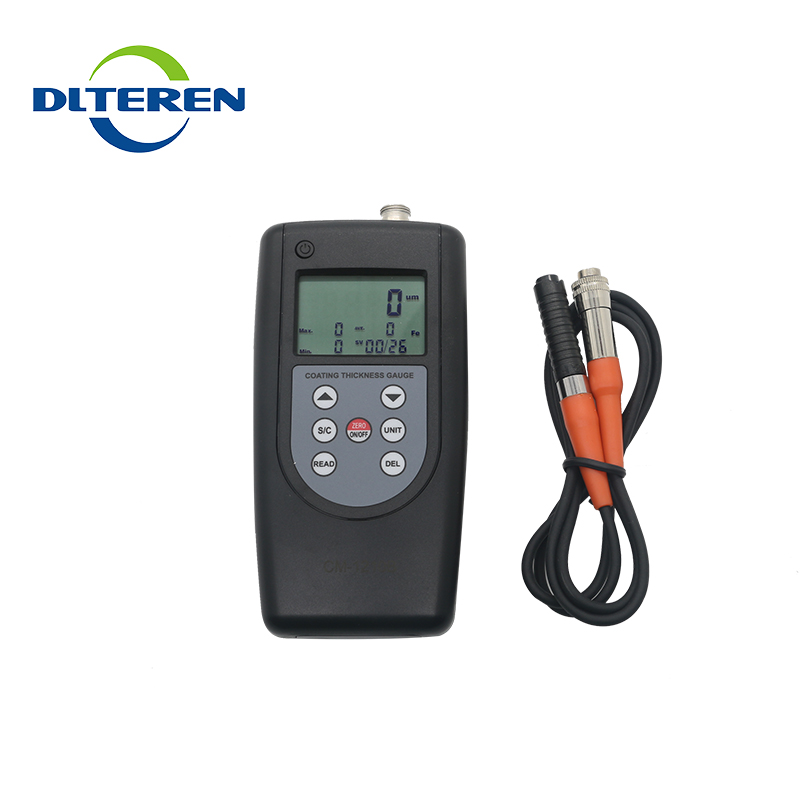 China <strong>provider</strong> different types digital continually coating thickness gauge meter tester