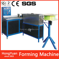 CWM-1200 Paper Product Making Machinery automatic pvc plastic spiral forming machine