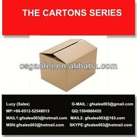2013 best carton and cheapest window carton box for carton using and promotion using
