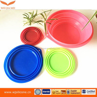 Chinese Manufacturer Fresh silicone wraps seal cover fruit bowl
