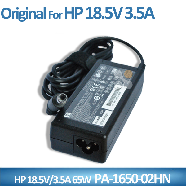 Laptop AC Adapter Charger for Hp 463552-004 608425-002 608425-003 PA-1650-02HN Original