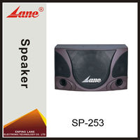 Lane SP-253 Professional mini super sound home theater audio speaker