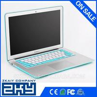 Flexible Silicon Keyboard Cover Skin for Apple Mac for Macbook Air Pro 13 15