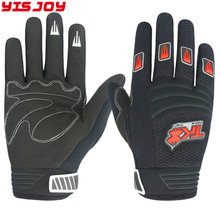Racing gloves motorcycle riding biker safety latest motorbike full finger glove