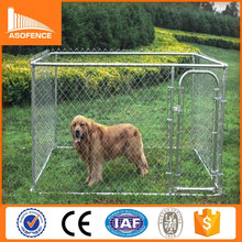 China new product cheap chain link dog kennels/ stainless steel dog kennel/ portable dog kennel