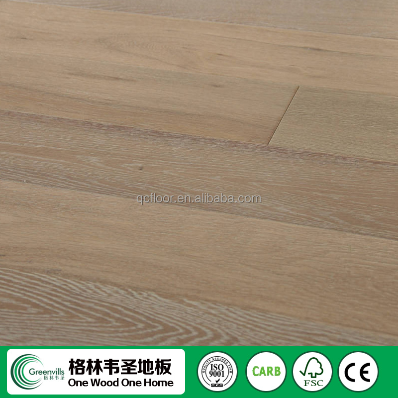 more choices oak woods Engineerd flooring with CE certificate
