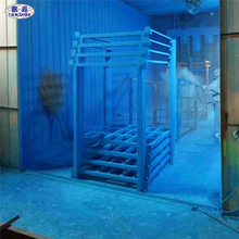 Chinese Supplier Warehouse Storage Palleting Rack / Stacking Rack / Steel Pallet