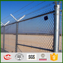stainless steel barbed wire fence factory price cost