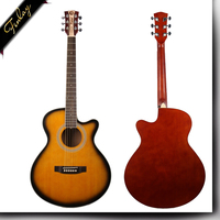Finlay FM-80 constellations series cutaway semi acoustic wholesale china guitar