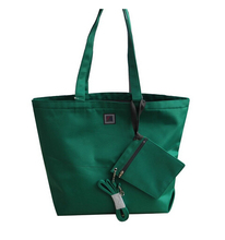 2016 Fashion nylon foldable Shopping tote bag