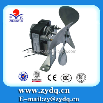 "3W 61*61 8"" round electric fan motor oven fan motor"