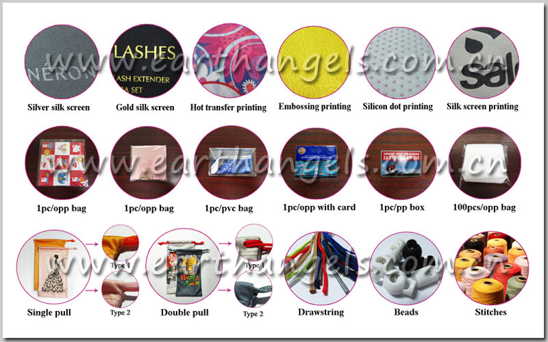 Custom Logo Printed Microfiber Jewelry Polishing Cleaning Cloth