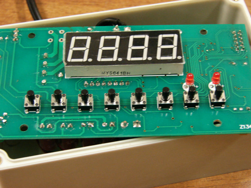 digital controller/smt pcba assembly